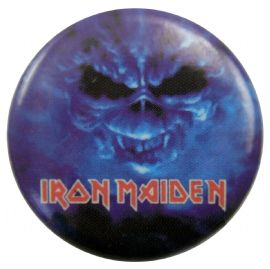 Iron Maiden - 'Brave Eddie' Button Badge